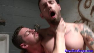 After work Anal orgy with Troy Daniels